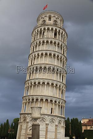 italien pisa torre pendente di pisa