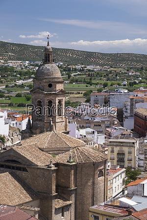 spanien andalusien kirche der menschwerdung in