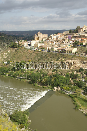 spain castilla la mancha toledo overviews