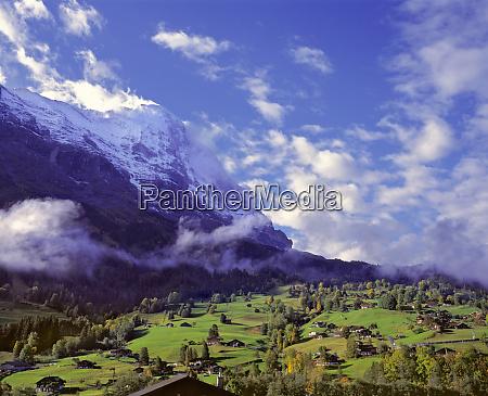 europa schweiz grindelwald grindelwald liegt unterhalb