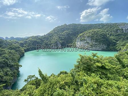 ang thong national marine park in