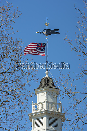 usa virginia williamsburg colonial williamsburg capitol