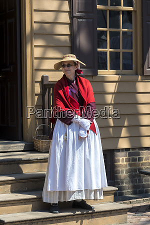 usa virginia williamsburg colonial williamsburg character