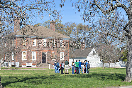 usa virginia williamsburg colonial williamsburg