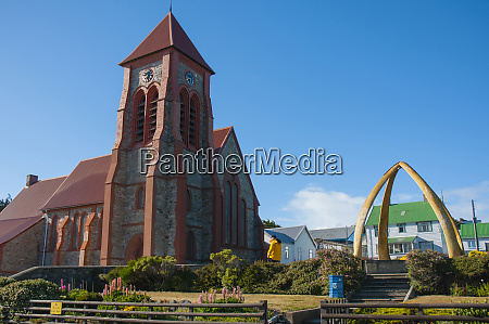 falkland islands stanley christ church cathedral