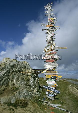 falkland islands port stanley main community