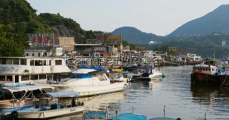 lei yue mun hongkong 29 august