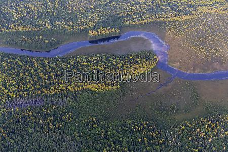 wytipitlock stream flowing through bogs and