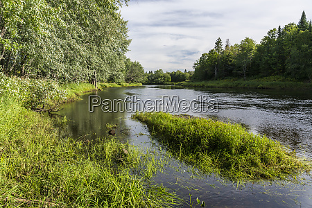 mattawamkeag river in wytipitlock maine