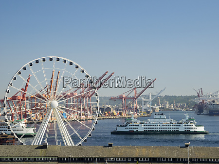 washington state seattle waterfront the great