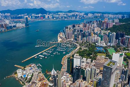 causeway bay hongkong 11 september 2019