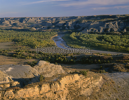 usa north dakota theodore roosevelt national