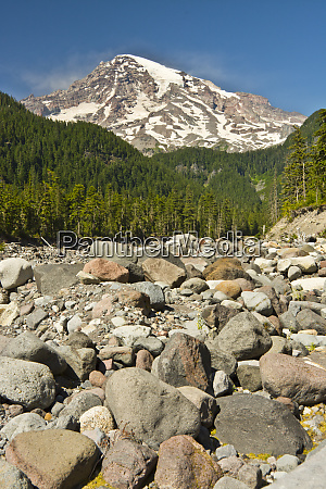 mount, rainier, nisqually, river, area, mount, rainier, national - 27785676