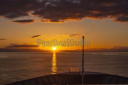 usa washington state bellingham amhs sunset