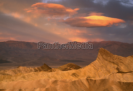 usa kalifornien death valley nationalpark dramatische