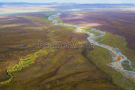 usa alaska brooks range arctic national