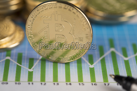 kryptowaehrung konzept virtuelle waehrung hintergrund bitcoin