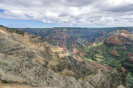 hawaii kauai waimea canyon large format