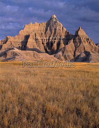 usa south dakota badlands national park