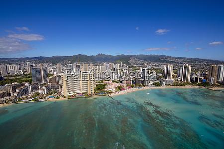 waikiki honolulu oahu hawaii