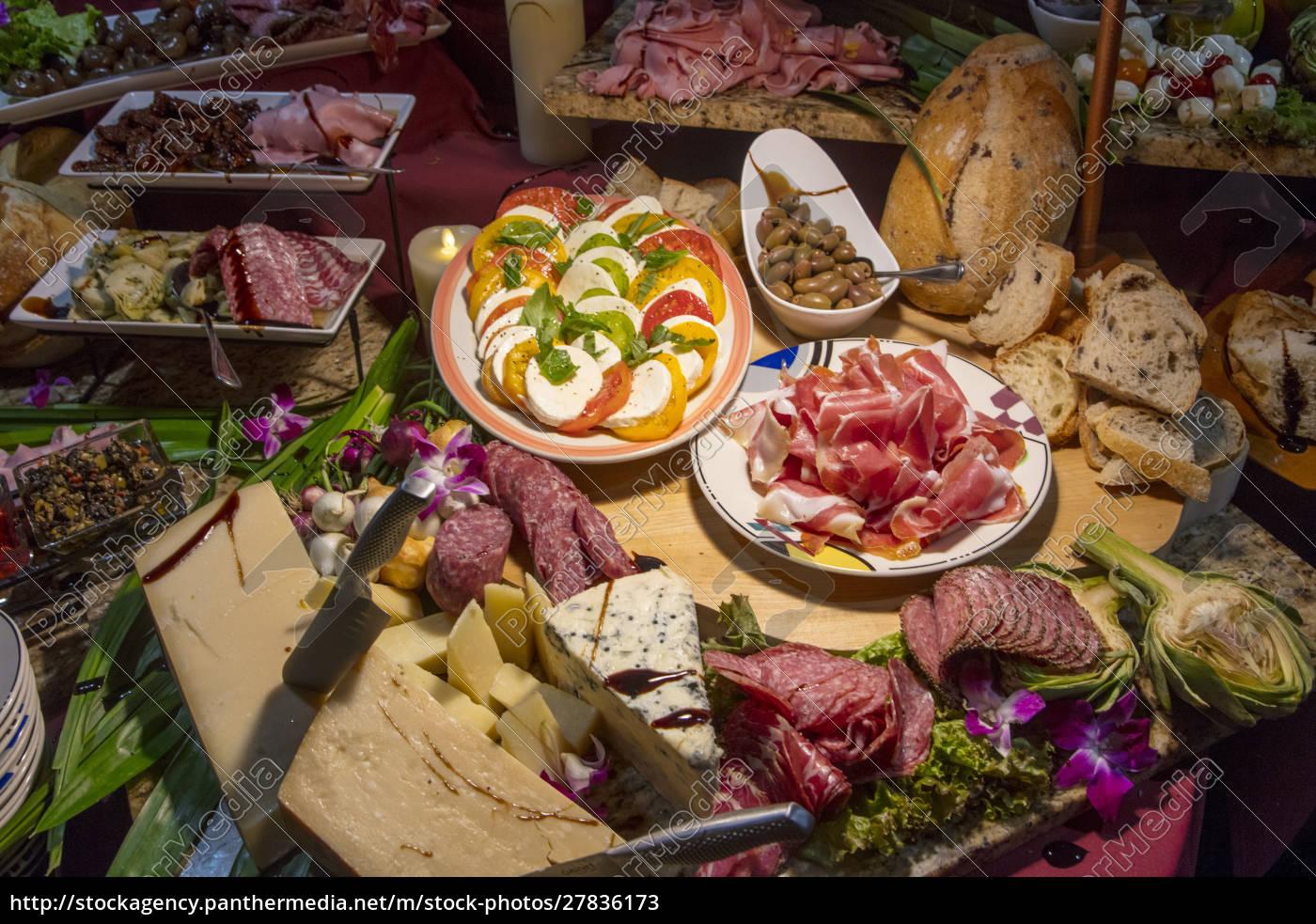 italian, , antipasto, , hawaii - 27836173