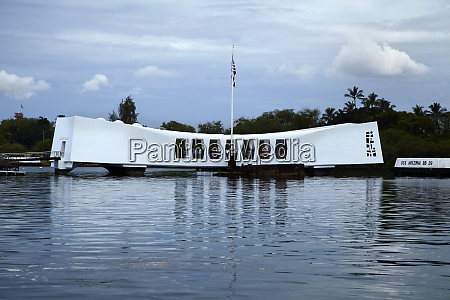 usa hawaii oahu honolulu pearl harbor