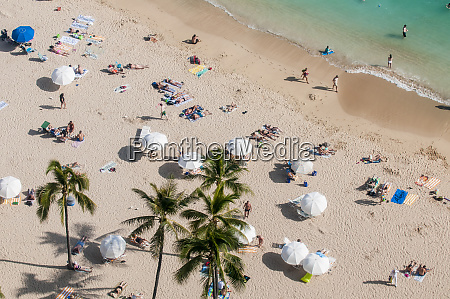 waikiki beach waikiki honolulu oahu hawaii