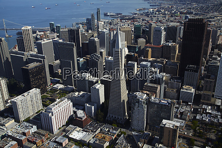 usa california san francisco transamerica pyramid