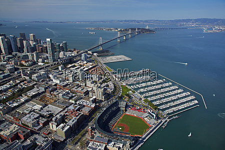 usa california san francisco ballpark home