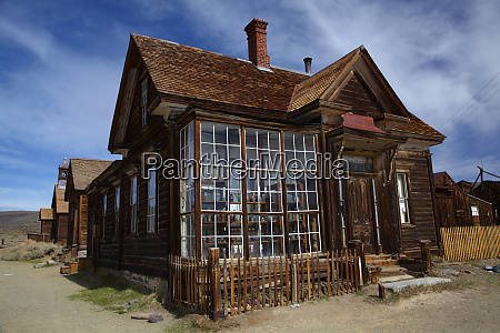 js cain residence bodie ghost town