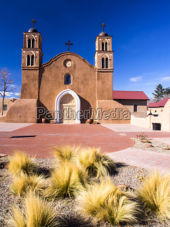 usa new mexico socorro mission san