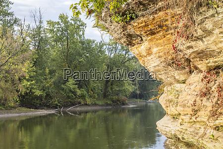 usa ogle county illinois rock river