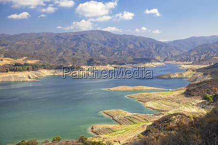 castaic lake a terminus of the