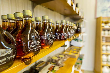 maple syrup for sale at maine