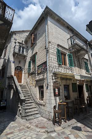 old town pub altstadt kotor montenegro