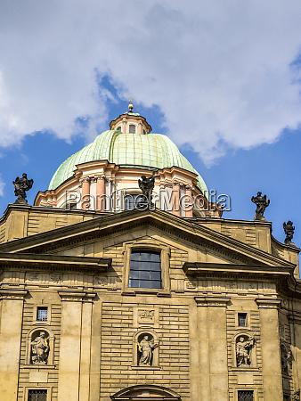 czech republic prague church of st
