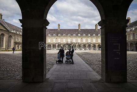 ireland dublin royal hospital kilmainham irish