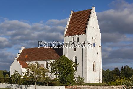 daenemark mon elmelunde elmelunde kirke kirche