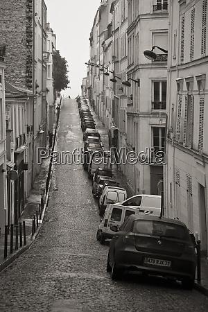 france paris city street scene credit