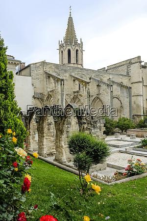 france south france avignon roman ruins