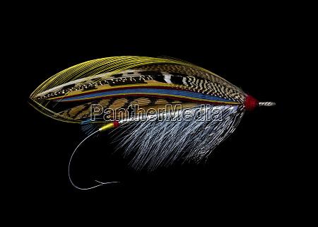 atlantic, salmon, fly, designs, 'silver, doctor' - 27887908