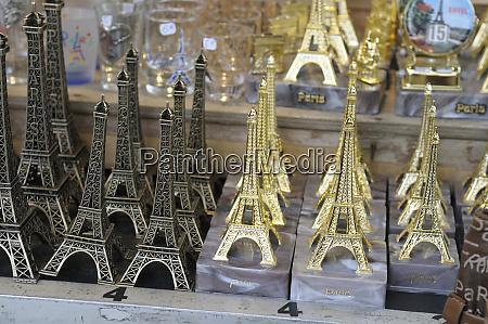 frankreich paris modell eiffeltuerme zu verkaufen