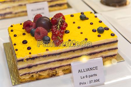 cake halles de lyon lyon frankreich
