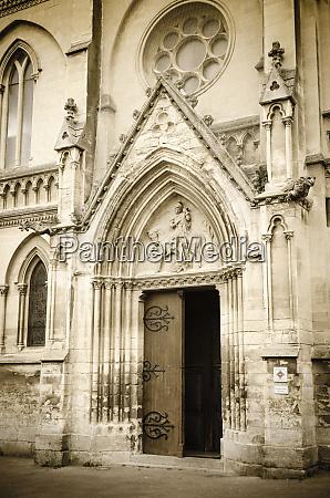 saint martin church normandy france