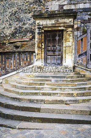 the customs house honfleur normandy france