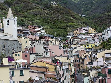 malerisches stadtbild italiens