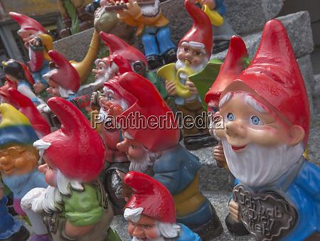 garten gnome auswahl