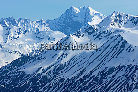 canada british columbia alsek range mountains