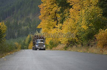 canada british columbia cowichan valley kenworth