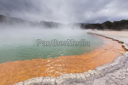 neuseeland nordinsel waiotapu waiotapu thermal wonderland